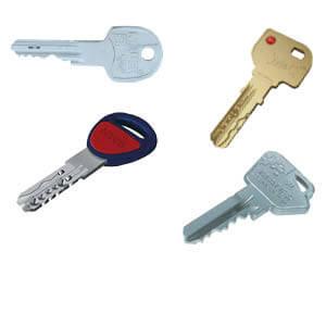 Vragen over sleutels