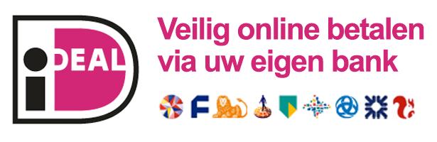 Betalen met iDEAL bij SecurityDiscount.nl