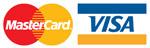Betalen met Credit Card, MasterCard en Visa bij SecurityDiscount.nl