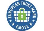 Logo European Trust Mark - Emota - slotencilinder.nl